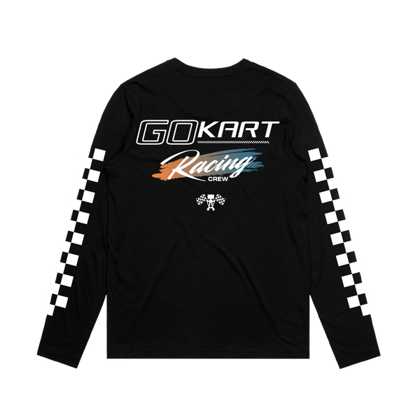 Gamers Outreach Go Cart Long Sleeve Tee