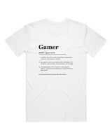 Gamers Outreach Dictionary Tee