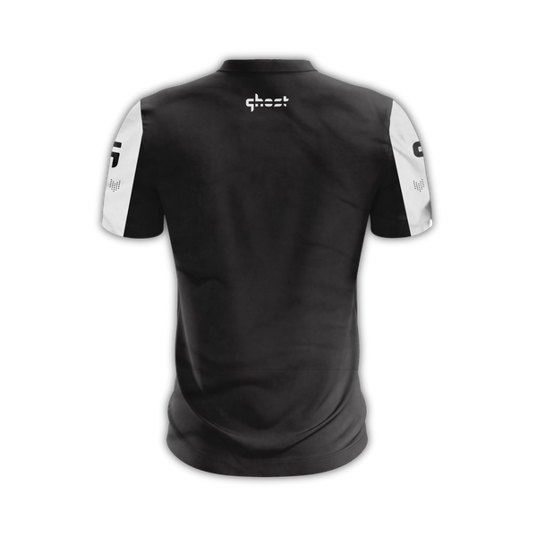 Ghost Gaming Black Jersey