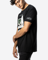 Great Indoors - Black Tee
