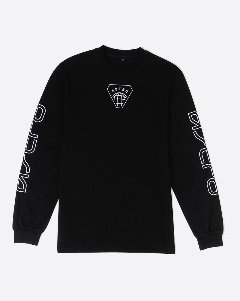 Juliet Long Sleeve - Black