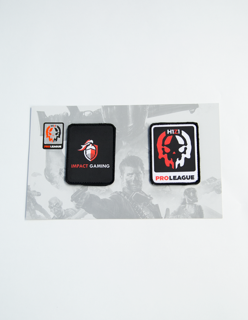 H1PL Pro Team Patch Kit