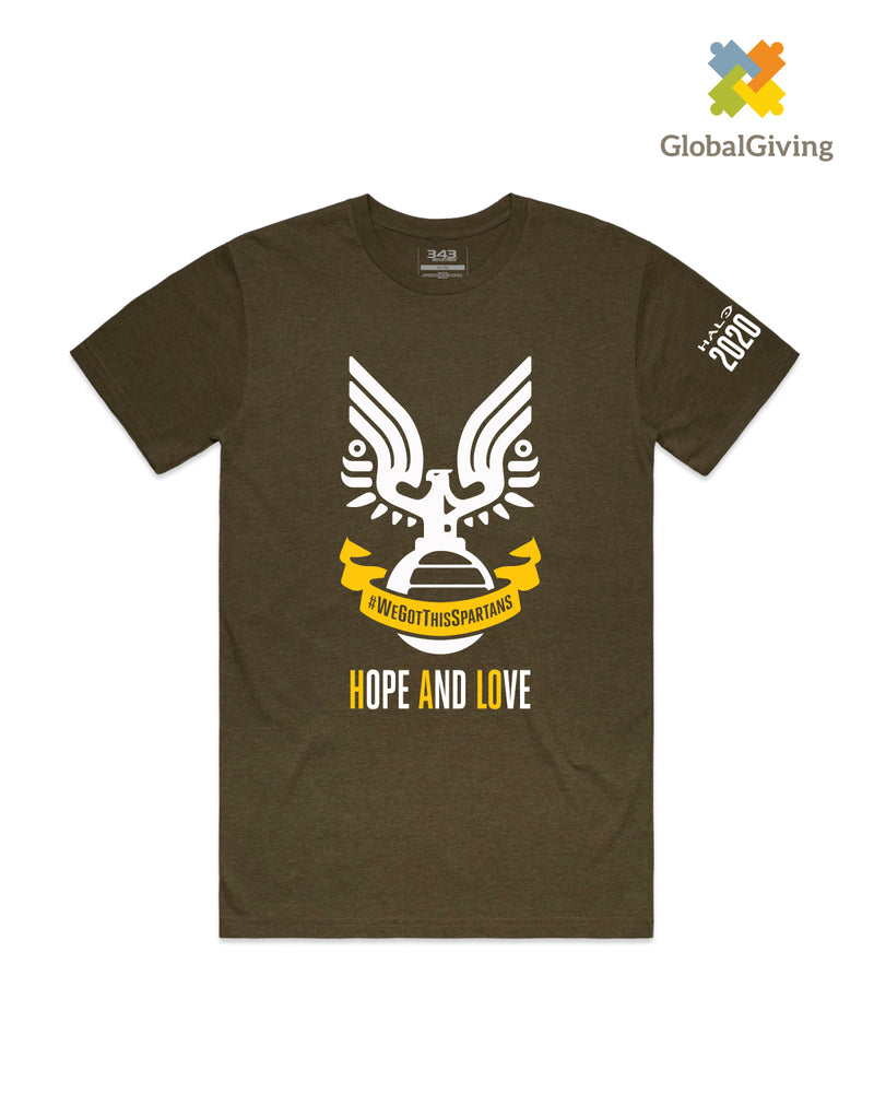 HALO Relief T-Shirt