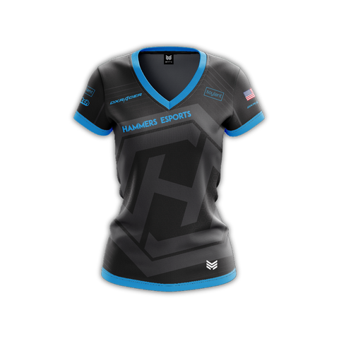 Hollywood Hammers Female Jersey