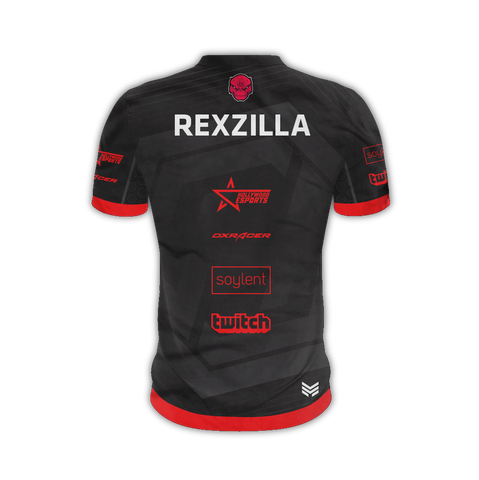 Hollywood Hammers Pro Jersey (REXZILLA)