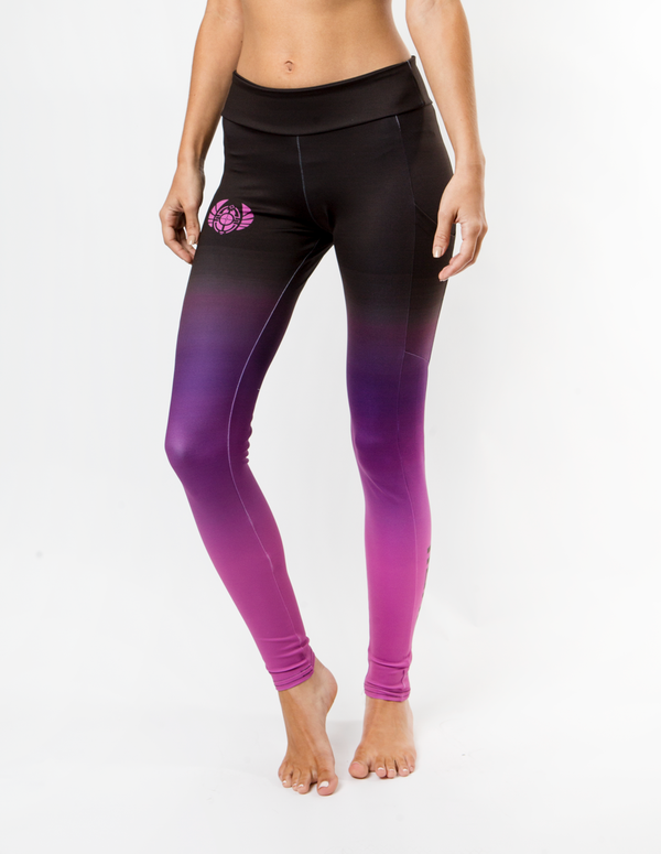 Purple Mist Leggings