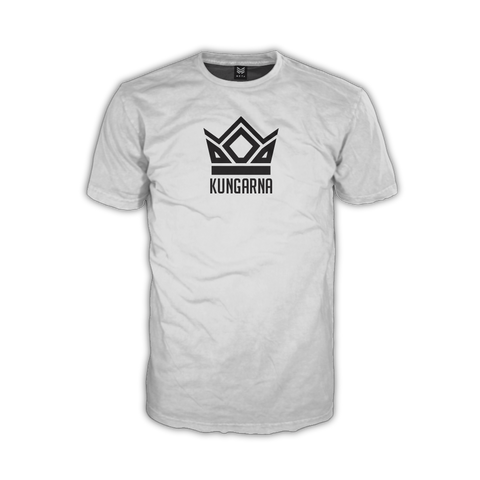 "Kungarna ""Royal White"" DryFit Tee"