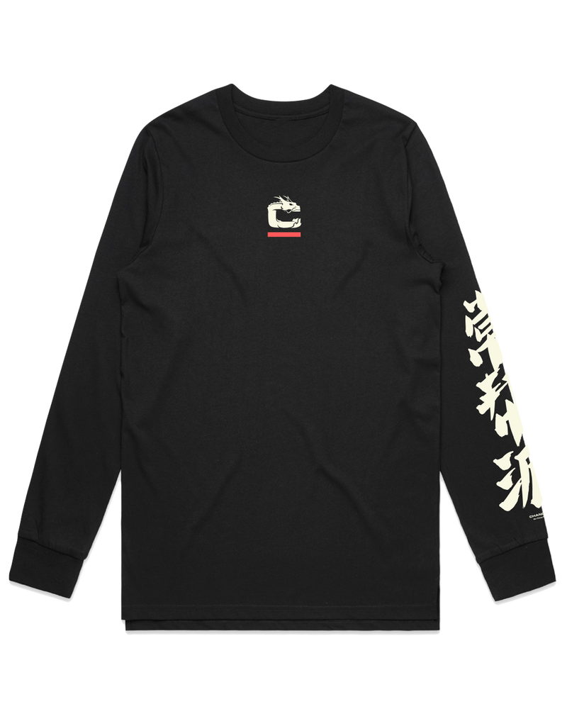 """Definition"" Long Sleeve"
