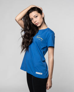 MT-DOS Rosette Female Tee