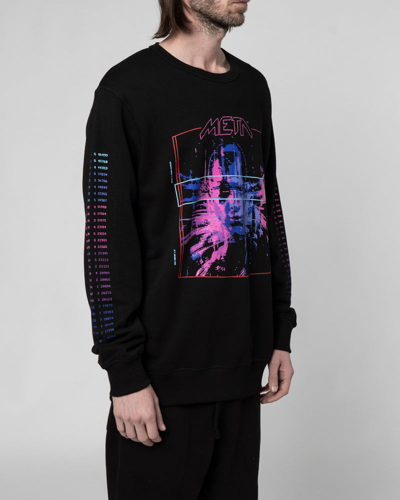 MT-DOS Syntax Crew Sweater