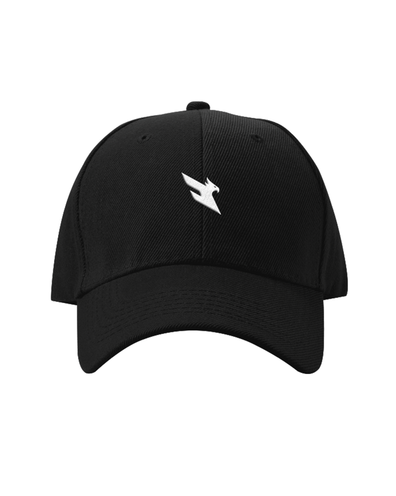 Lazarus Black Dad Hat - Logo