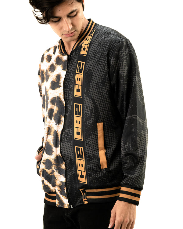 Chad Bouchez - Leopard King Bomber