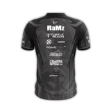 Lethal Gaming R6 Team Jerseys - Black