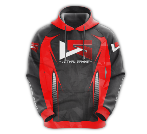 "Lethal Gaming ""Classic"" Hoodie"