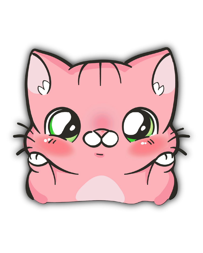 Lulu Emote Sticker