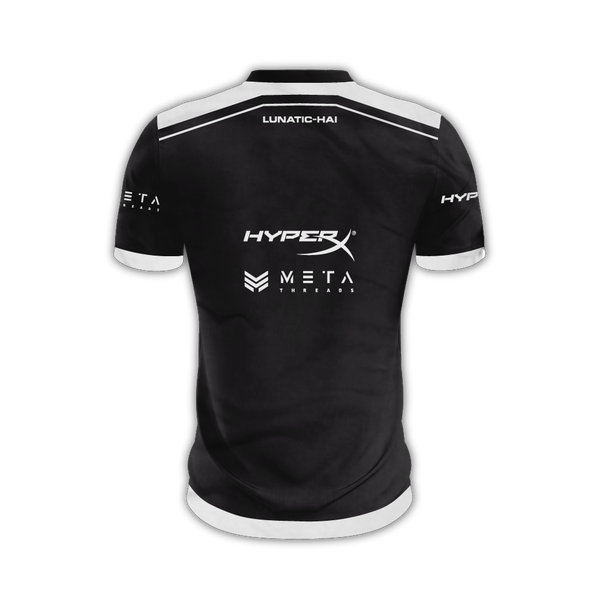 "Lunatic-Hai ""Shockwave"" Short Sleeves Jersey"