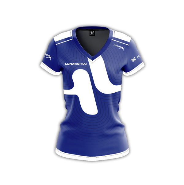 "Lunatic-Hai ""Waves"" Short Sleeves Jersey"