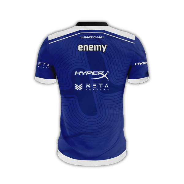 "Lunatic-Hai ""Waves"" Pro Jersey (PUBG Team)"
