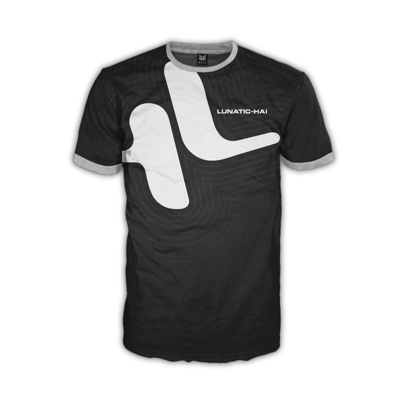 "Lunatic-Hai ""Shockwave"" DryFit Tee"