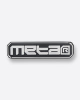 Meta Corp White Patch