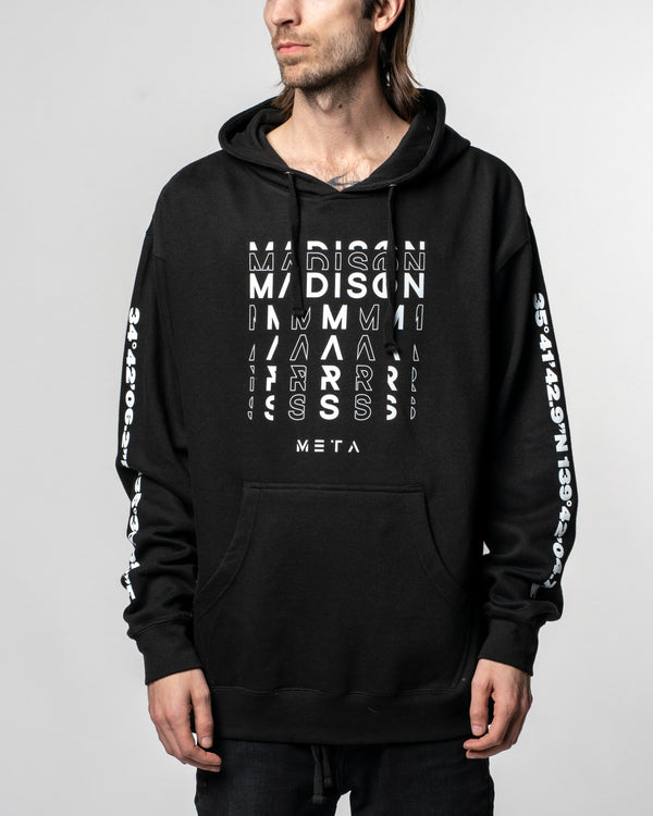 "Madison Mars ""Mirai"" Limited Edition Premium Black Pullover"