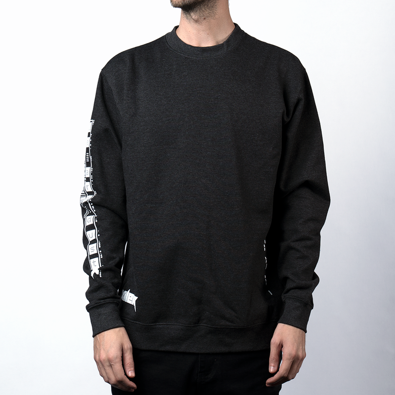 Xilent Premium Long Sleeve Heather Tee