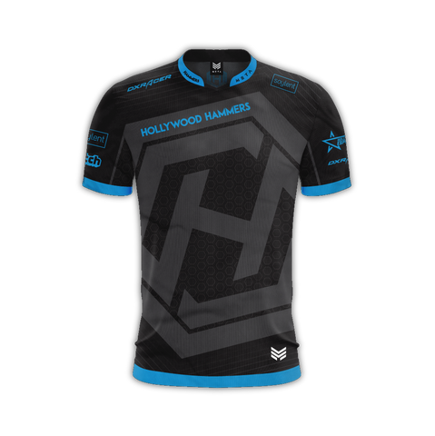 Hollywood Hammers Pro Jersey (Rocket League)