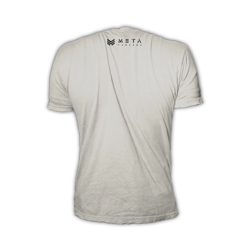 "Team Freedom ""Basic White"" DryFit Tee"