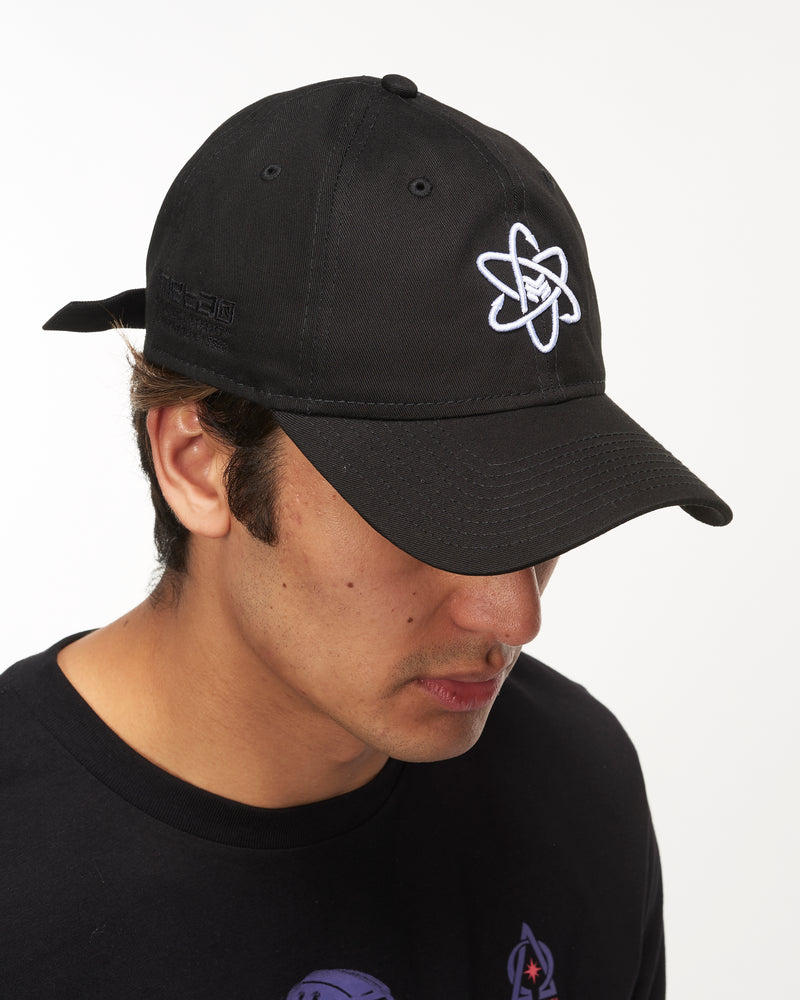 Meta Corp - Black Dad Hat