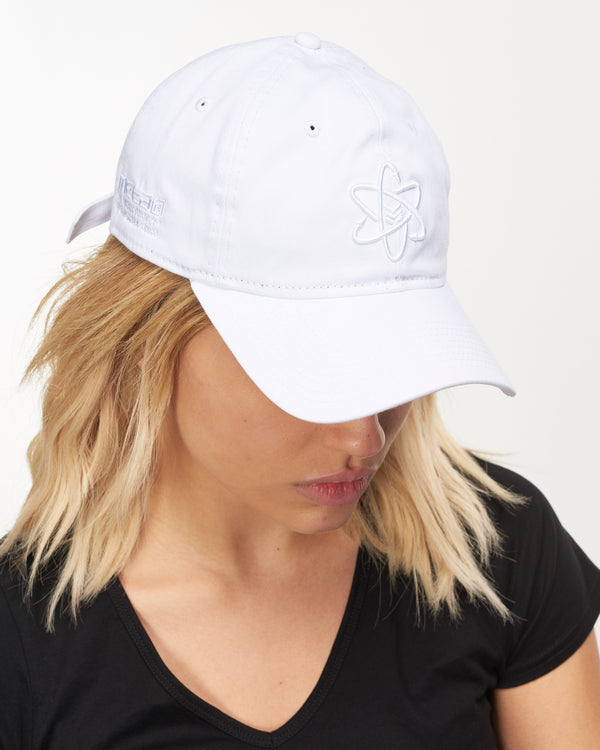 Meta Corp - White Dad Hat