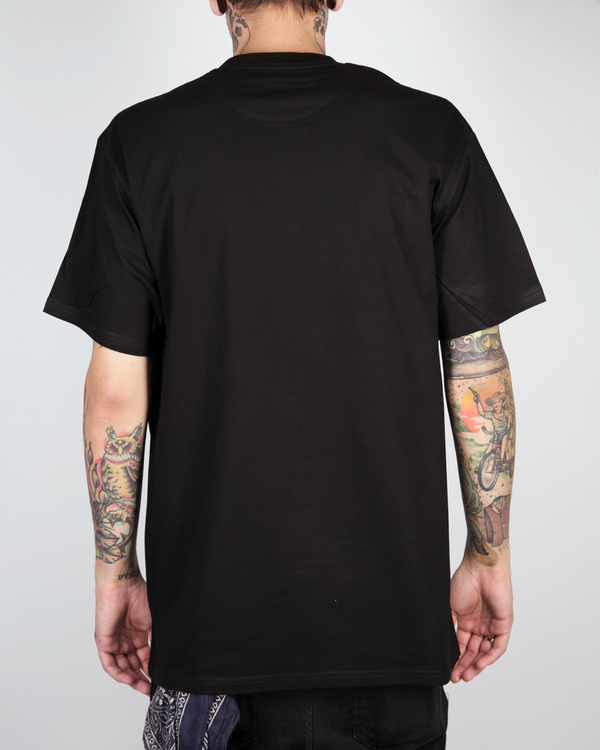Hit Box Black Tee