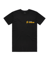Pittsburgh Embers 2019 Black Tee