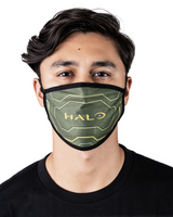 Halo Cloth Face Mask - Mask4Masks