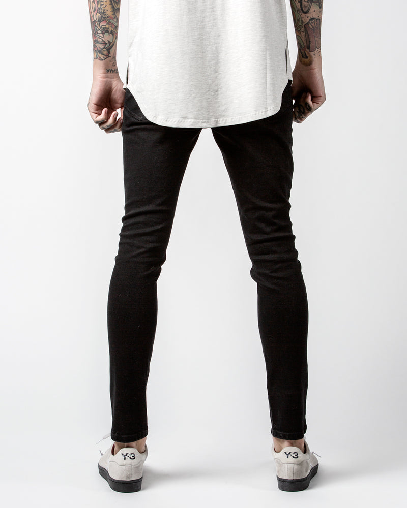 Prolog Distressed Denim