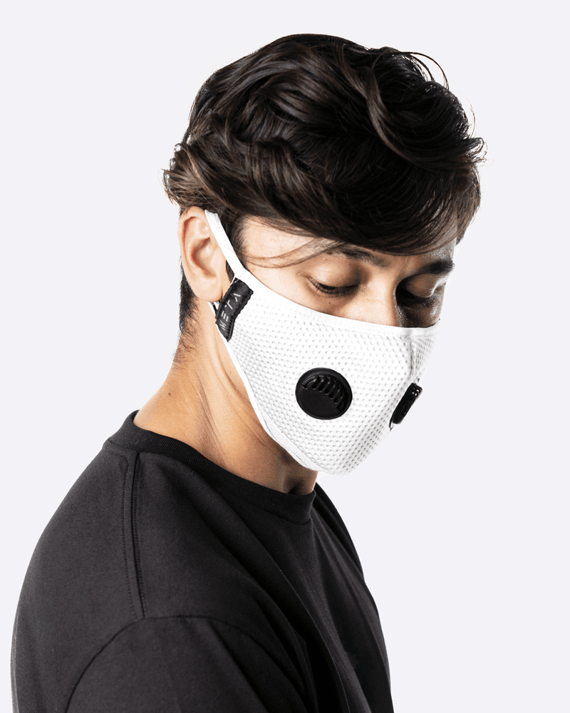 FLTRD Air Mask - White