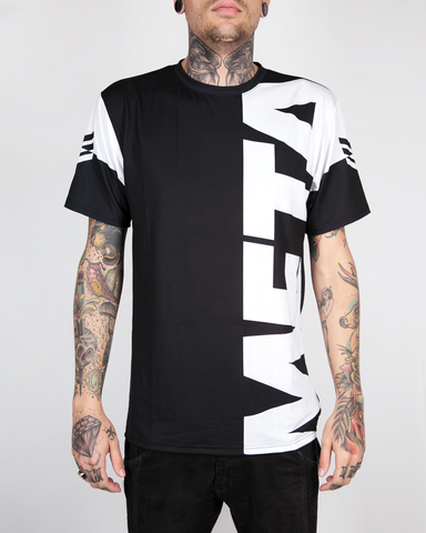 "Meta Threads ""Vertical"" DryFit Tee"