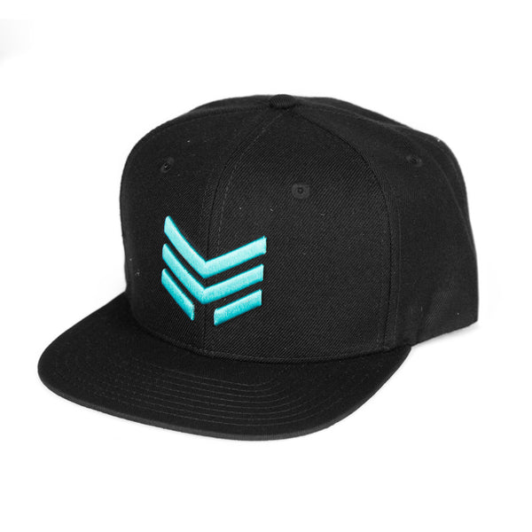 Icon Teal - Snapback