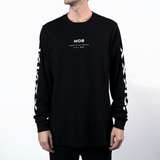 The Mob Black Long Sleeve  - LA Collection