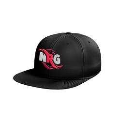 "NRG ""Icon Red"" Snapback"