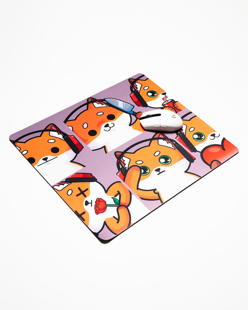 NoahJ456 Fox Mousepad