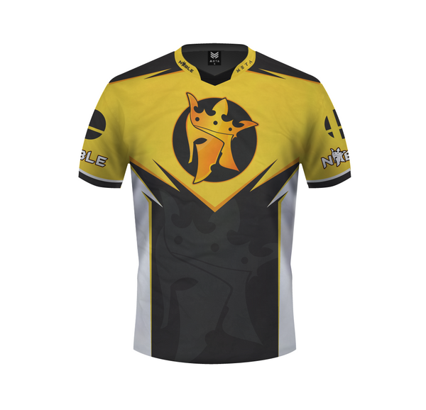 Noble Jersey (Smash Bros)