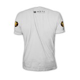 "Noble ""Sentry"" DryFit Tee - White"