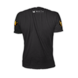 "Noble ""Sentry"" DryFit Tee - Black"
