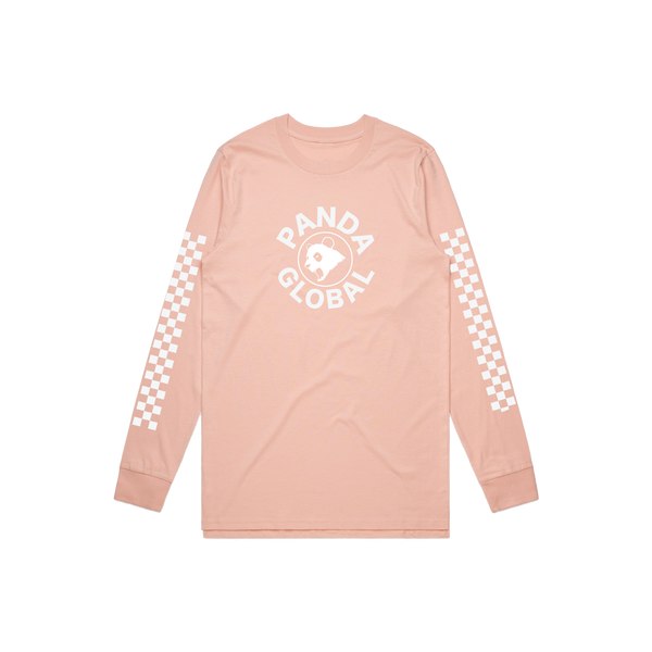"Panda Global ""Blush"" Pink Long Sleeve"