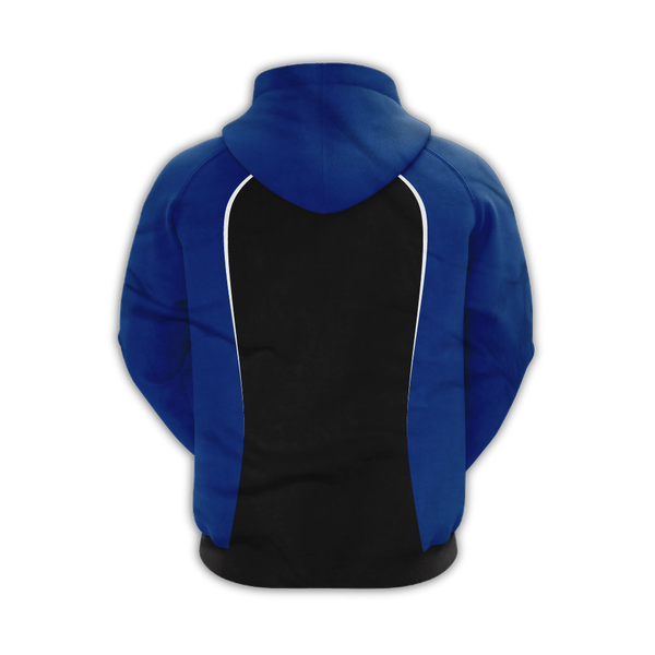"Panda Global ""Alpharad Blue"" Zip Hoodie"