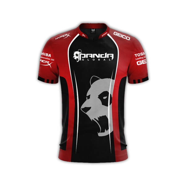 "Panda Global ""Flames"" Pro Jersey"