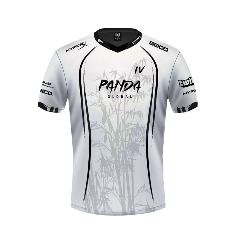 Panda Global 4th Anniversary Jersey