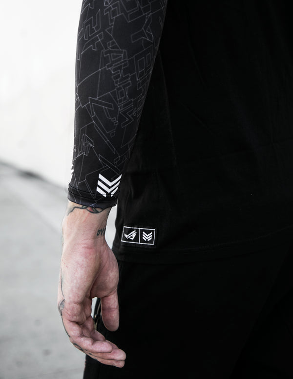 Black Compression Sleeve