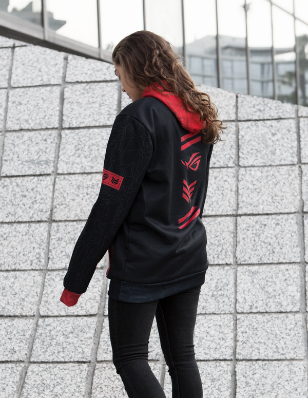 Construct Pullover Hoodie