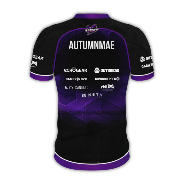 Rectify Gaming Jersey - Autumnmae
